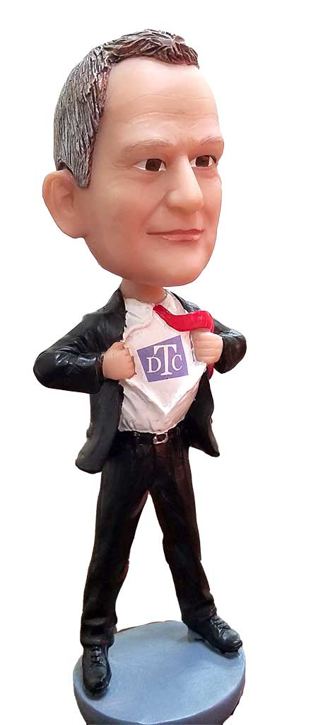 DTC Bobblehead, darryl turner, darryl turner coaching, sales title solutions, sales title coaching, escrow title solutions, escrow title closing, sales/escrow title training, sales training, escrow sales training