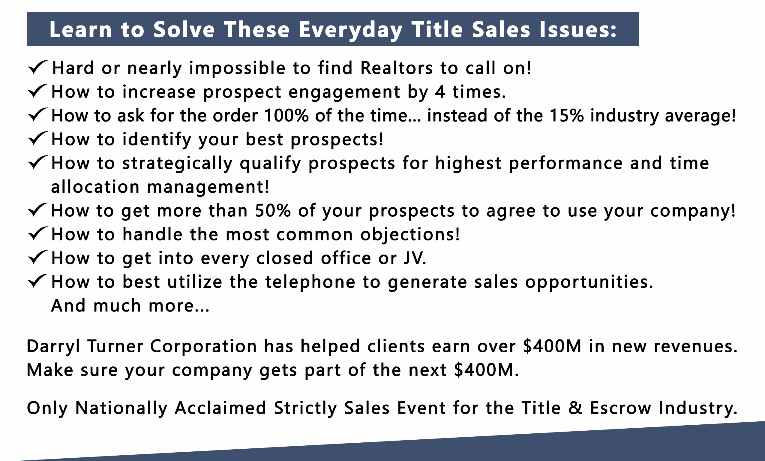 Title Sales Mastery Flier-3