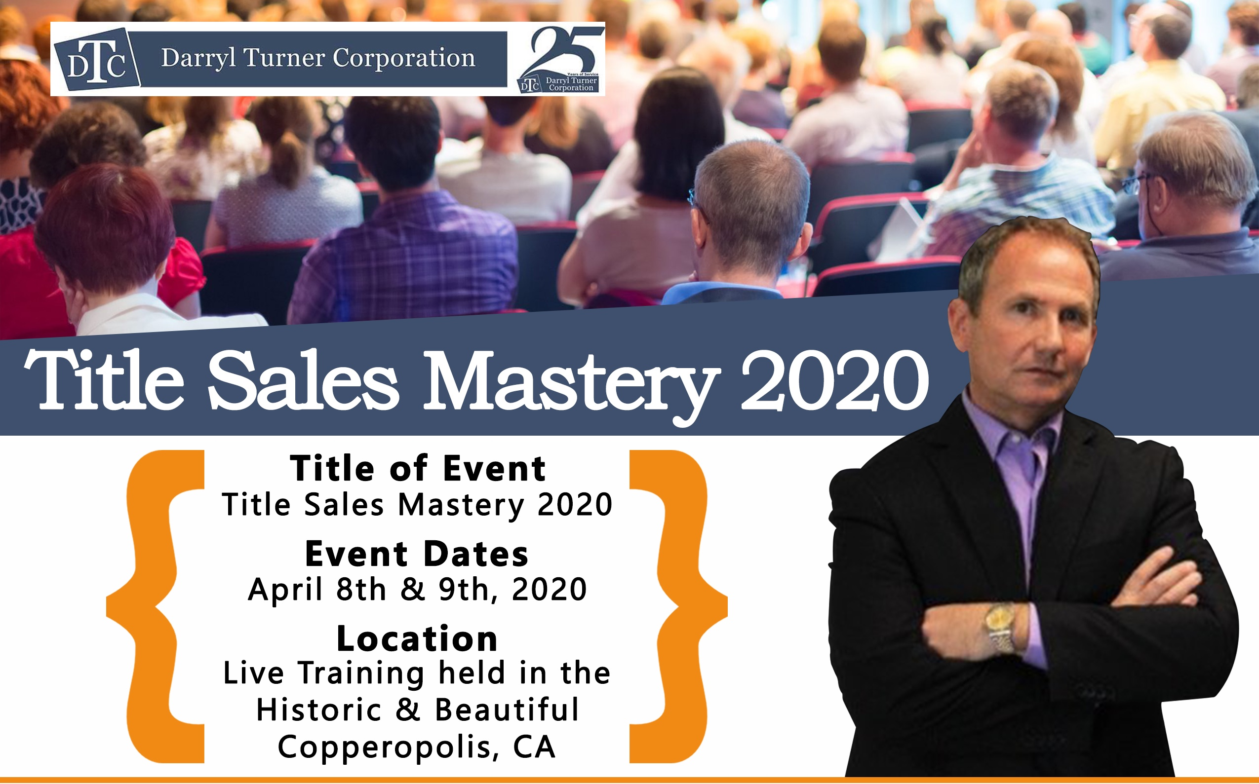 Title Sales Mastery Flier - top